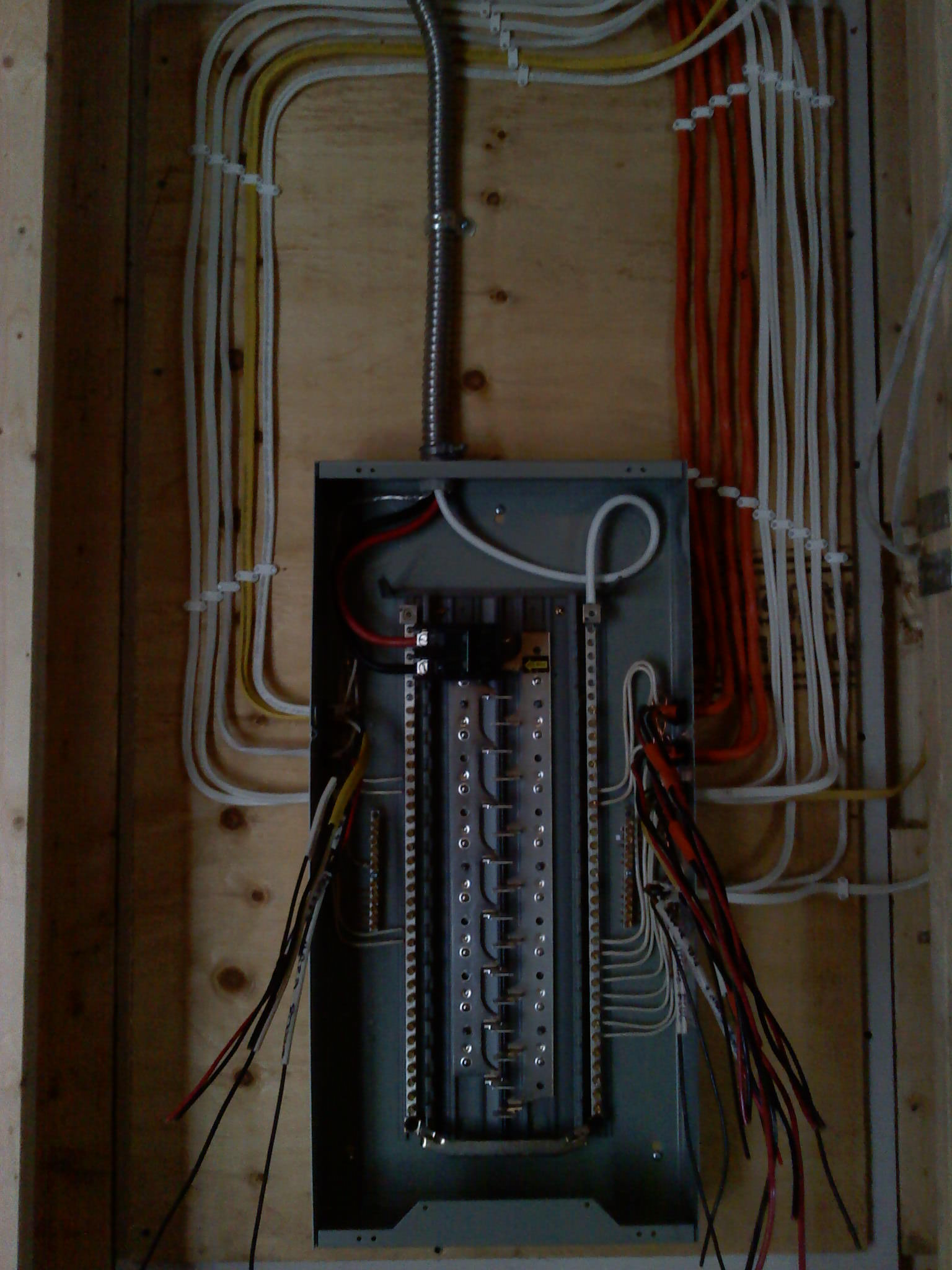 Electrical Panel Changes And Upgrades Agentis Electric Ltd Residential Wiring Upgrade